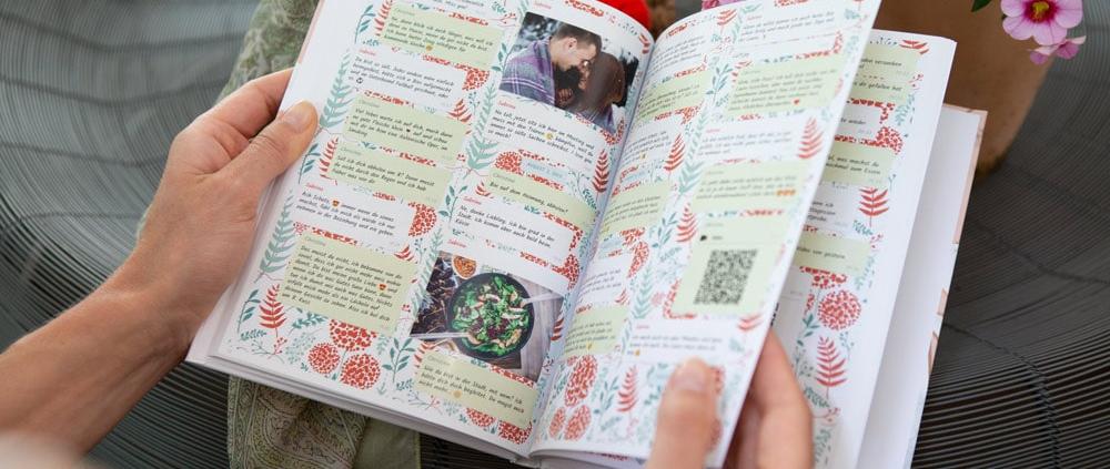 Fernbeziehung Geschenk - Das WhatsApp Buch von zapptales