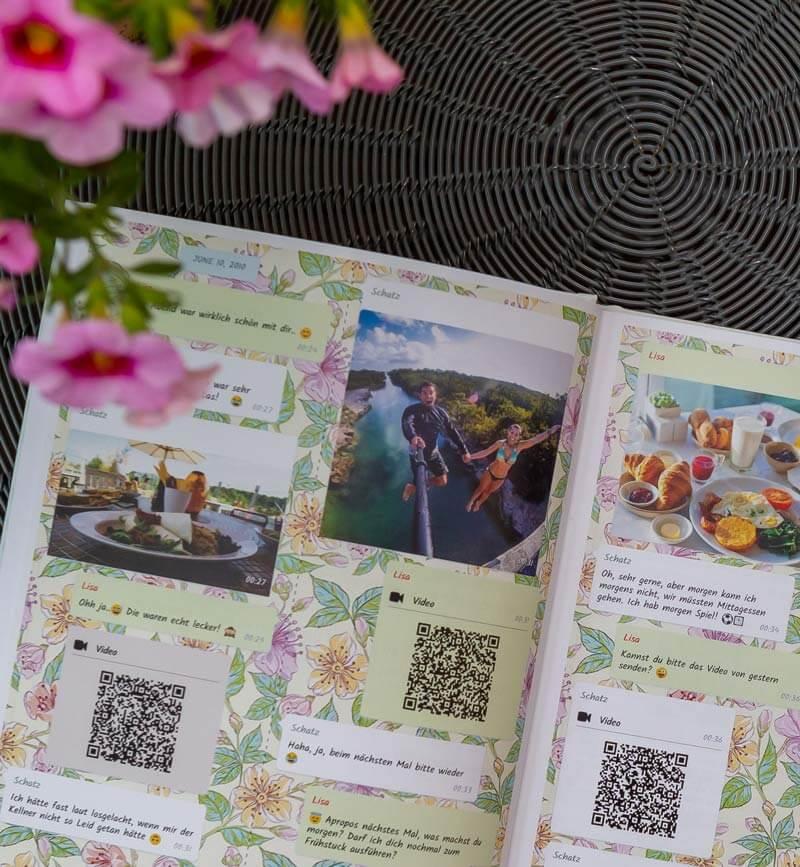 Imprima su libro de chat Telegram como un libro o un pdf