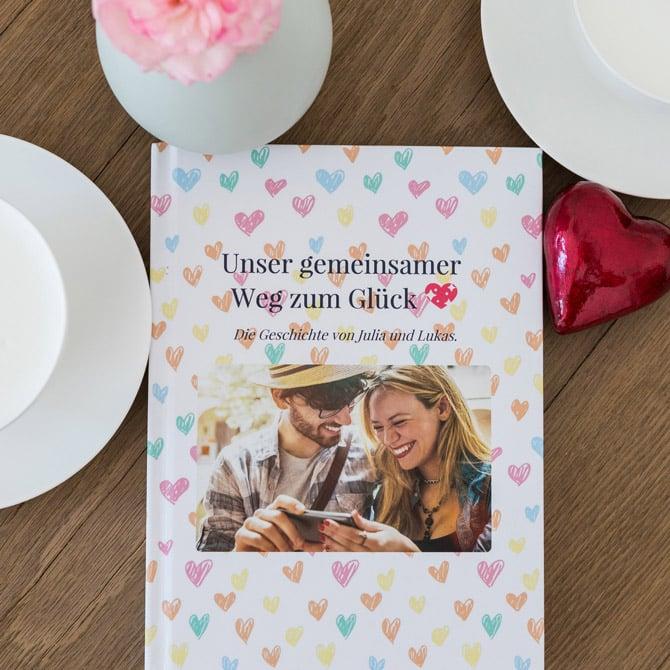 Instagram Chat Buch für Pärchen