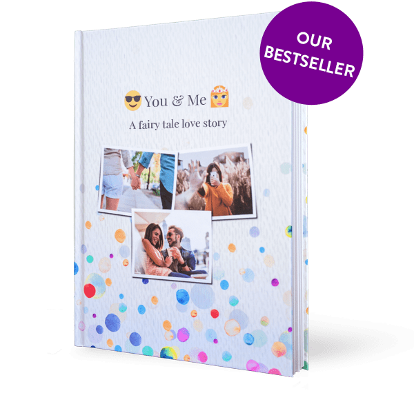 Telegram hardcover book