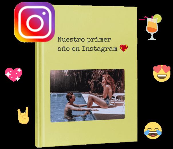 zapptales Instagram libro tapa dura
