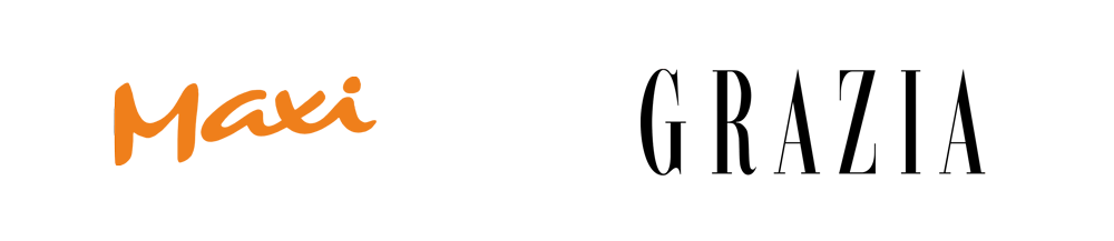 Logos - Maxi & Grazia