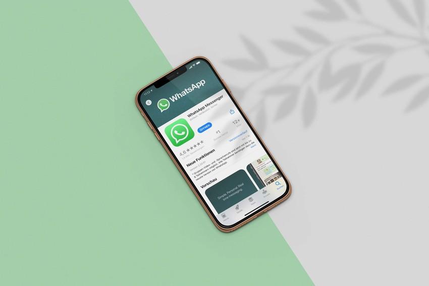 WhatsApp Backup erstellen - So geht's