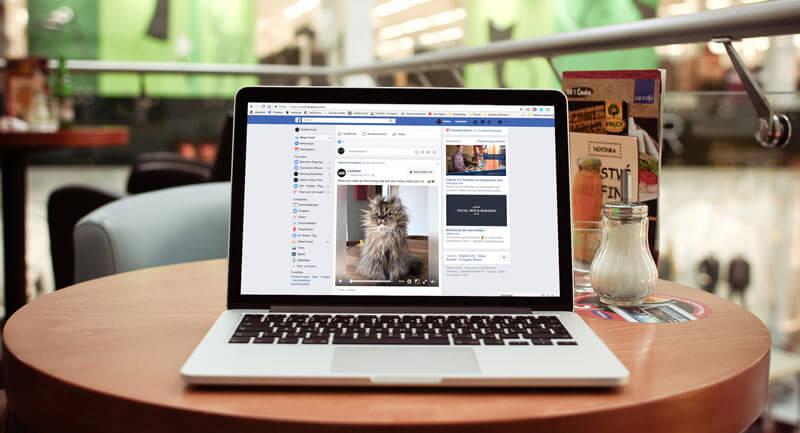 Esporta la tua chat di Facebook Messenger