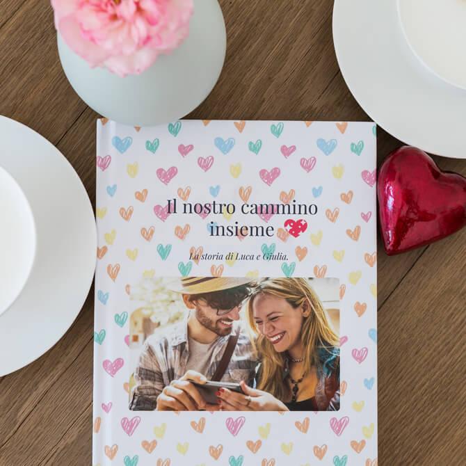 Ispirazione amore zapptales Instagram libro di chat