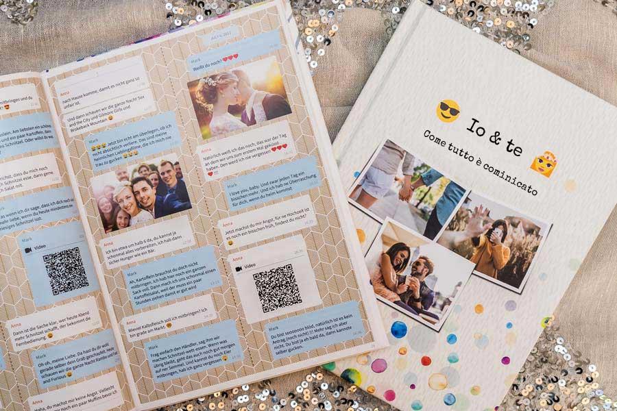 Stampa la tua chat di facebook messenger come pdf o come libro con zapptales