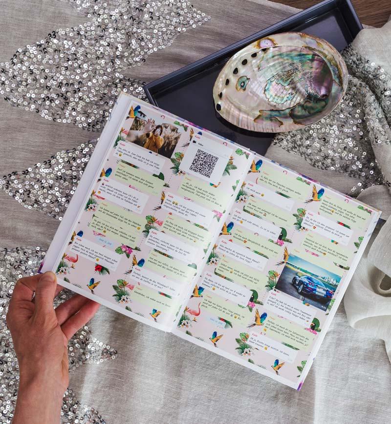 Stampa la tua chat WhatsApp in formato pdf o come libro con zapptales