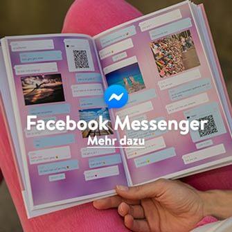 Facebook Messenger Chat drucken