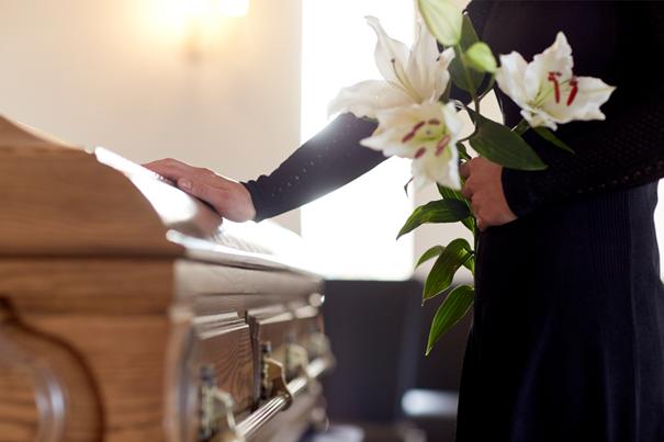 Beerdigung als Trauerritual