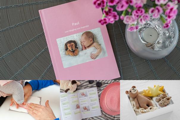 Ideen, um Baby-Erinnerungen festzuhalten