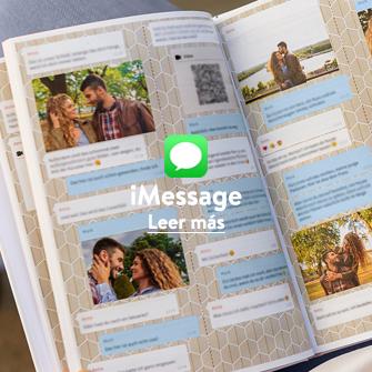 iMessage mobile leer más