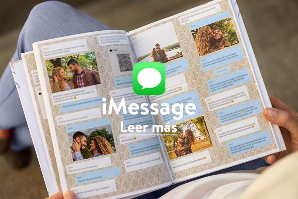 libro iMessage